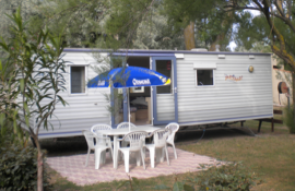 Mobile-Home Atlas 4 Camping Marina