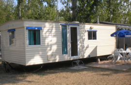 Mobile-Home BK 4 Camping Marina