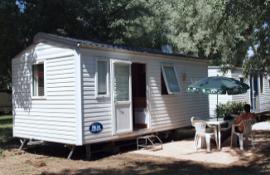 Mobile-Home Venus 4 Camping Marina