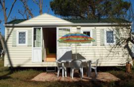 Mobile-Home Wapiti 6 Camping Marina