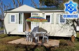 Mobile-Home Wapiti-plus 6 Camping Marina